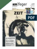 ZEIT - Ausgabe 01/2014 des strassenfeger