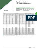 Type2 -(IEC 60947-4-1)