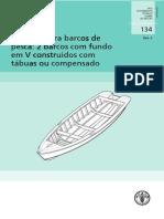 Barcos de Commpensado