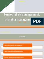 2_Conceptul de Management
