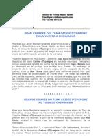 Comunicado de Prensa Team Caisse d'Epargne (11!10!09)