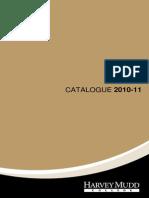 Hmc Catalogue 10 11
