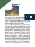 Auriculoterapia bioenérgetica