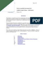 SAI AbridgedGuidance SA8000 2008