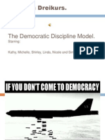 Democratic Discipline Model