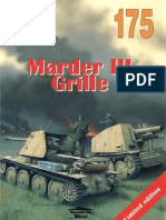 (Wydawnictwo Militaria No.175) Marder III/Grille