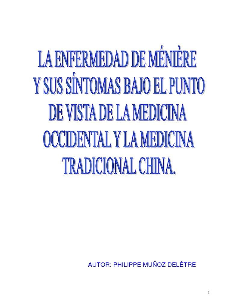 Diagnóstico de la enfermedad de meniere emedicina hipertensión