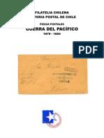 Historia Postal de Chile en la Guerra del Pacifico, 1878 1884