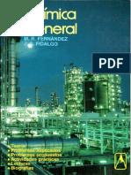 Quimica General m Fernandez Fidalgo