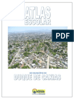 Atlas Escolar Do Munic Pio de Duque de Caxias