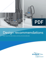 Design Recommendations_Pump and Pipe Mechanical Installation Guidelines