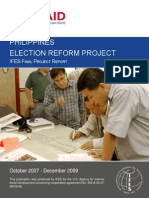 Philippines Election Reform Project