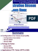 Administration Réseaux Sous Linux