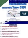 Administration Réseaux Sous Server 2008