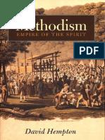 Methodism, Empire of the Spirit_David Hempton