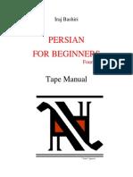 Farsi Beginners