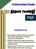 Universal Dlm Aspek Teologi