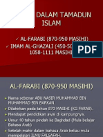 Tokoh Dalam Tamadun Islam
