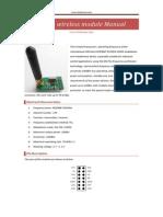 Arduino Zwave Wireless Module Guid