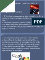 Aula 19 - Atualidades – Crise EUA x China