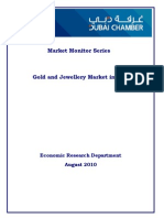 Gold and Jewellery Market in UAE