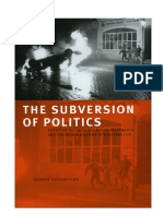 Katsiaficas] the Subversion of Politics  study group
