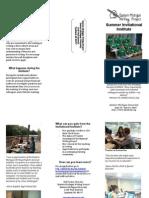 2014 EMWP Summer Invitational Institute
