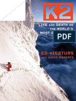 K2 by Ed Viesturs and David Roberts - Excerpt