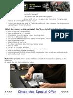 Practical Techniques for Laptop Repair