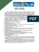 Cesare Lombroso Biologie Si Criminologie
