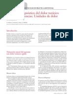 Protocolo diagnóstico del dolor torácico