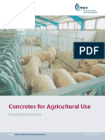 Agriculture on Concrete