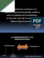 Las Teorias Administrativas