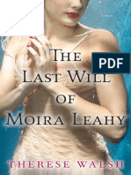 The Last Will of Moira Leahy by Therese Walsh - Excerpt