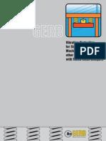 GERB Tuned Mass Damper Brochure