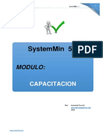 Sistema de Capacitacion