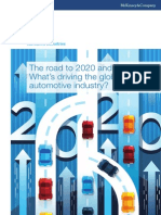 The Road to 2020 and Beyond