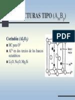 Estructura Alumina