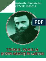 Tinerii, Familia Si Copii Nascuti in Lanturi - Pr. Arsenie Boca