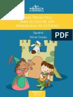 Guia Espanol 1 2014