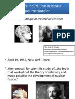 SEMINAR 2 Frenologie Einstein 2012