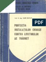 Protectia Instalatiilor Contra Loviturilor de Trasnet