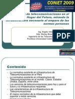 Presentación CONIET 2009