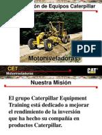 Curso Capacitacion Motoniveladoras Caterpillar
