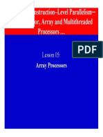 Array Processor