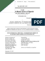 Vringo Principal and Responsive Appeal Brief