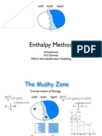 N01 Enthalpy Method