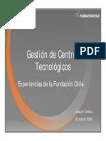 Conicyt-j Cordua Fundacion Chile