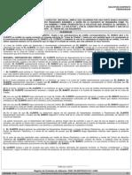 Contrato Cch Banamex