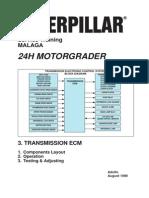 ECM de la transmisión